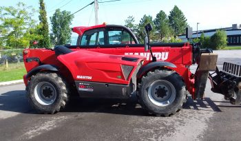 2018 Manitou MT 1440 complet