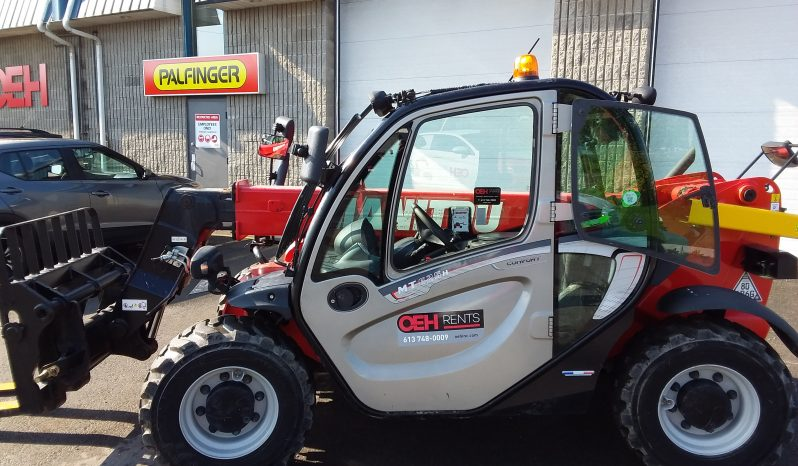 OEH | 2010 Manitou MHT 625H (000472)