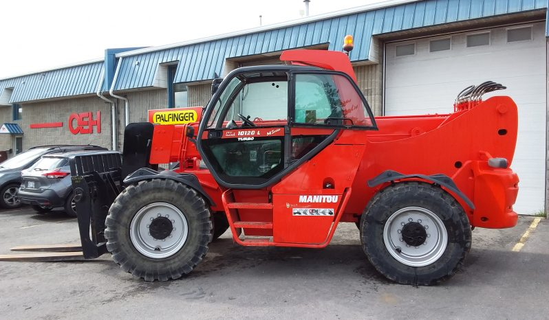 OEH | 2010 Manitou MHT 10120L (000309)