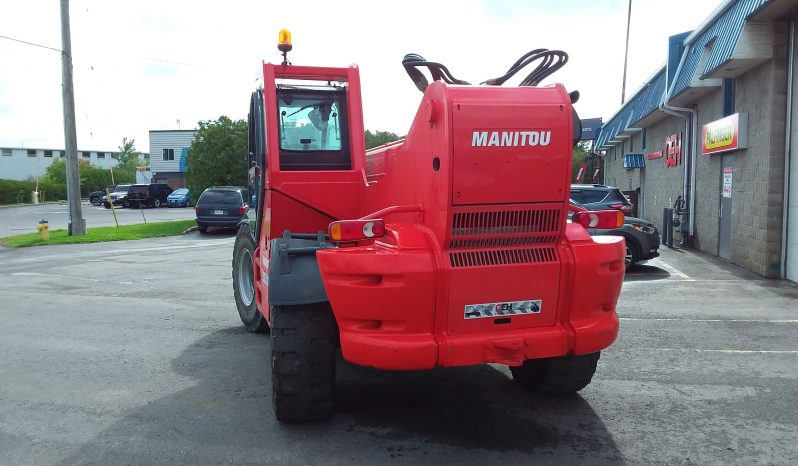 2010 Manitou MHT 10120L complet