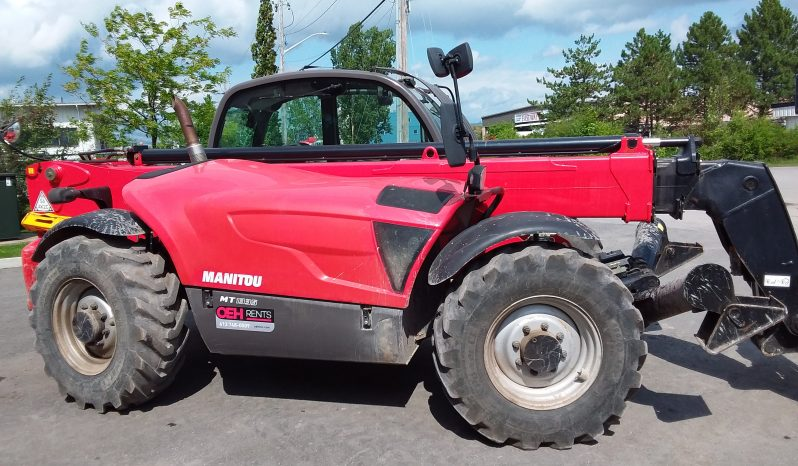 2014 Manitou MT 1335 complet