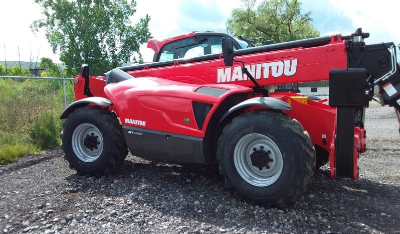 2018 Manitou MT 1440 full