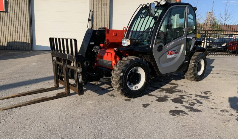 OEH | 2017 Manitou MT 625H (000471)