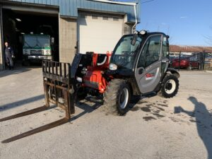 OEH | 2017 Manitou MT 625 (000147)