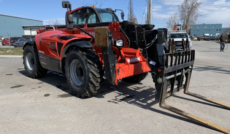 2018 Manitou MT 1840 complet