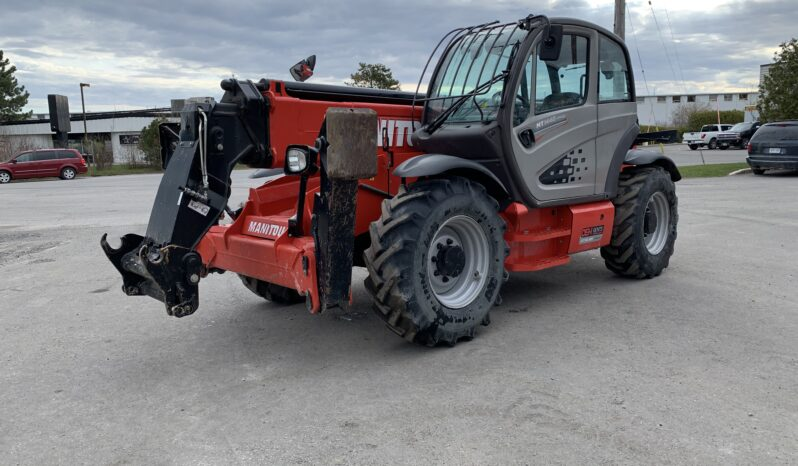 OEH | 2017 Manitou MT 1440 (000666)