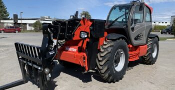 OEH | 2019 Manitou MT 1840 (000420)